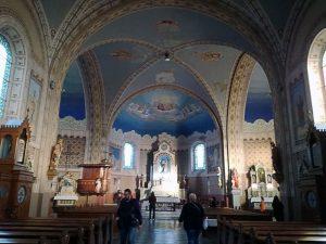 Obilazak crkve u Tavankutu