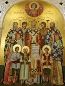 Kriptarnica u Hramu Svetog Save