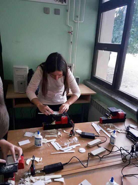Tehnička kultura i tehničke veštine - saradnja