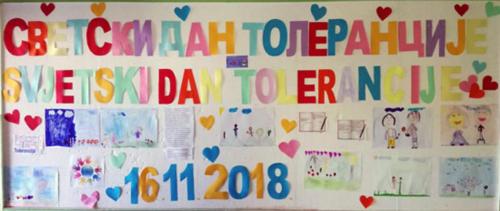 Dan tolerancije 18