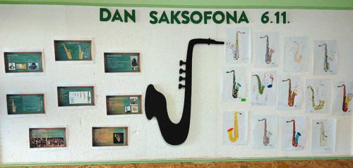 Дан саксофона 20