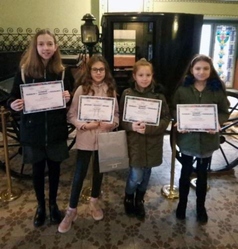 Ana, Lara, Miljana i Teolinda