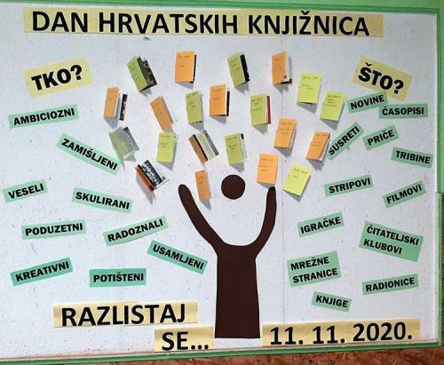 Dan hrvatskih knjižnica 20
