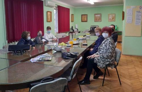 Poseta članica Kola Srpskih sestara našoj školi