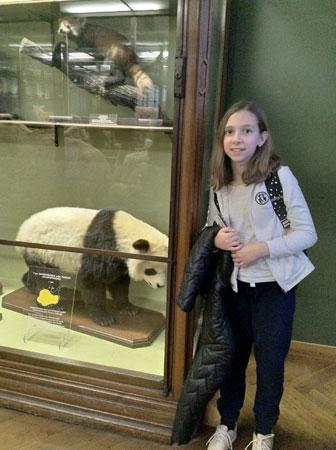 U Prirodnjačkom muzeju