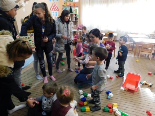 Učenički parlament kod mališana u vrtiću