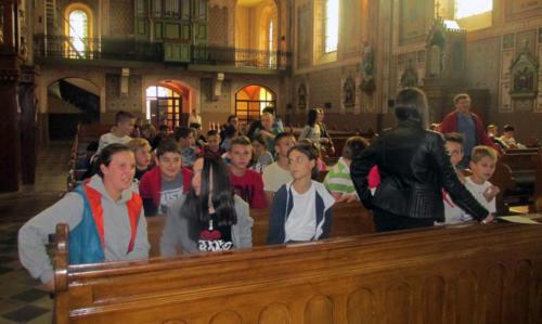 Poseta crkvi