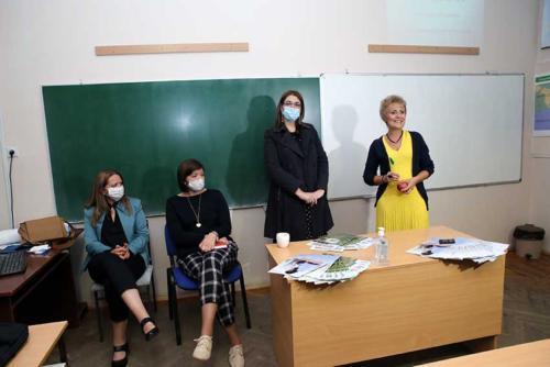Stručni skup u školi